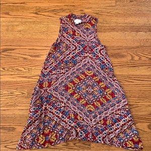 Maeve Sleeveless Cotton Dress